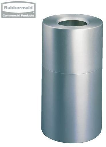 Kosz aluminiowy Atrium  132,5L SKLEP RUBBERMAID