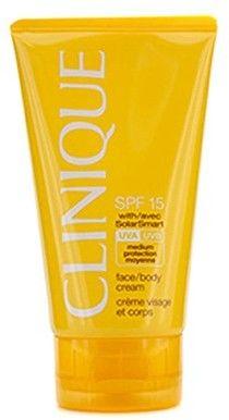Clinique Sun Sun krem do opalania SPF 15 150 ml + do każdego zamówienia upominek.