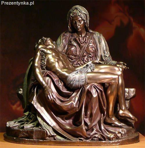 Pieta Michała Anioła prezent na święta