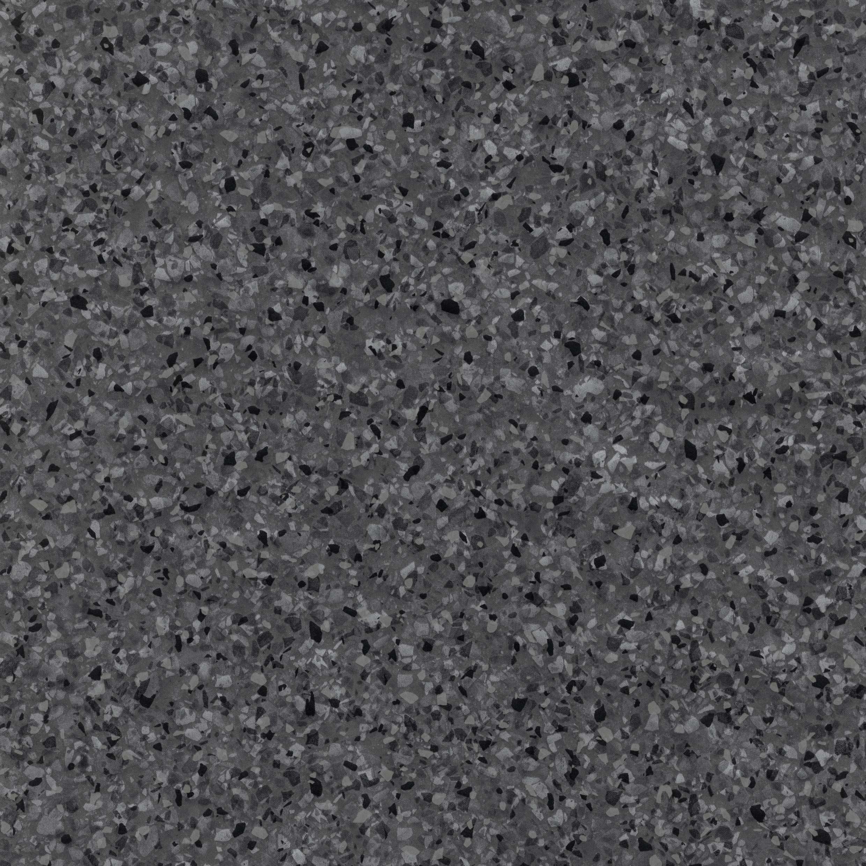 Venilia Folia klejąca, optyka dekoracyjna, folia do mebli, tapety, folia samoprzylepna, PCW, bez ftalanów, 45 cm x 1,5 m, grubość 0,095 mm, 54863, granit antracyt