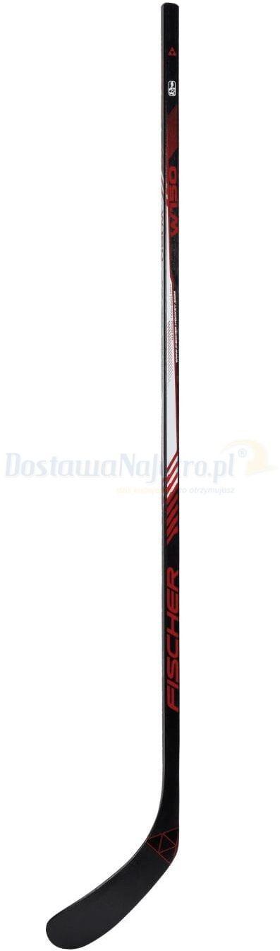 Kij hokejowy FISCHER W150 hybrydowy INT L/R