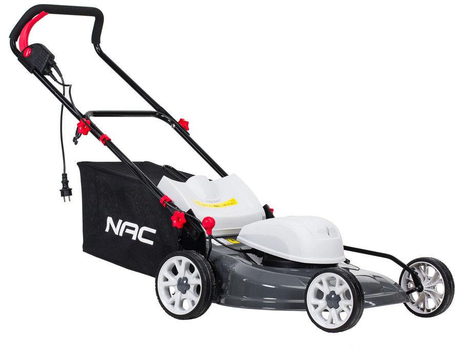 Kosiarka elektryczna NAC LE18-46-SI-G 1800W z silnikiem indukcyjnym