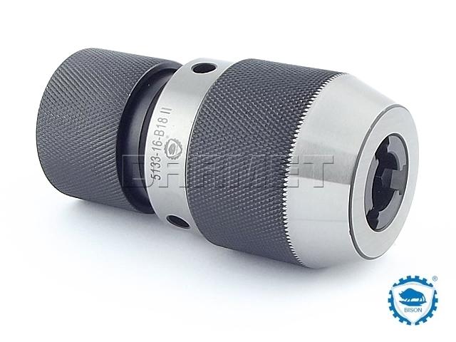 Uchwyt wiertarski samozaciskowy standardowy: 3 - 16MM - B18 - ZM KOLNO (Typ 5133)