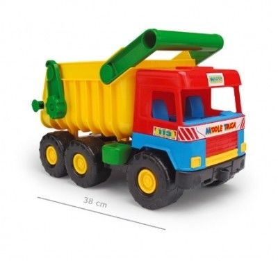 Wader 32051 Middle Truck Wywrotka