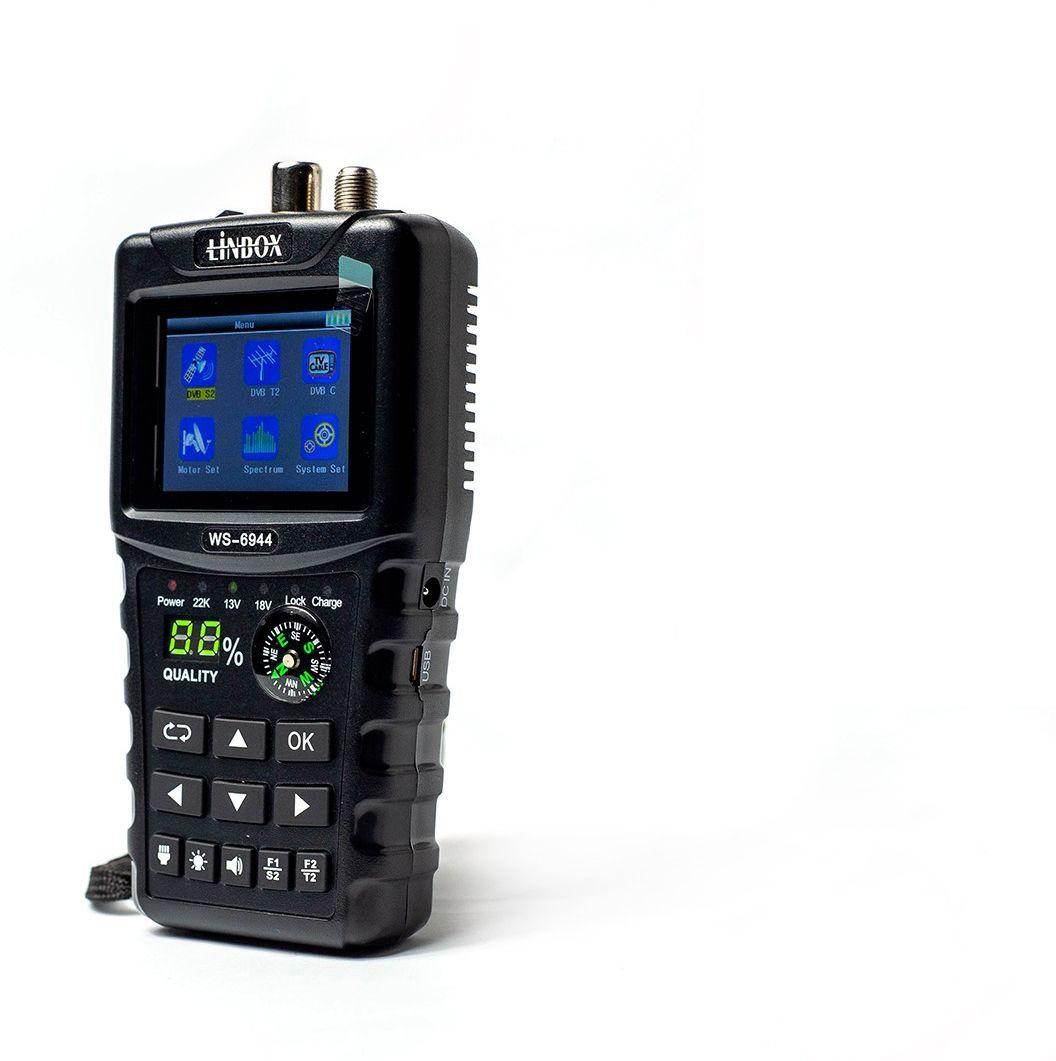 Miernik combo Linbox WS6944 HD