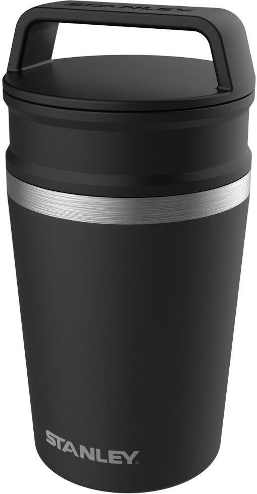 STANLEY ADVENTURE KUBEK TERMICZNY 230 ML / CZARNY