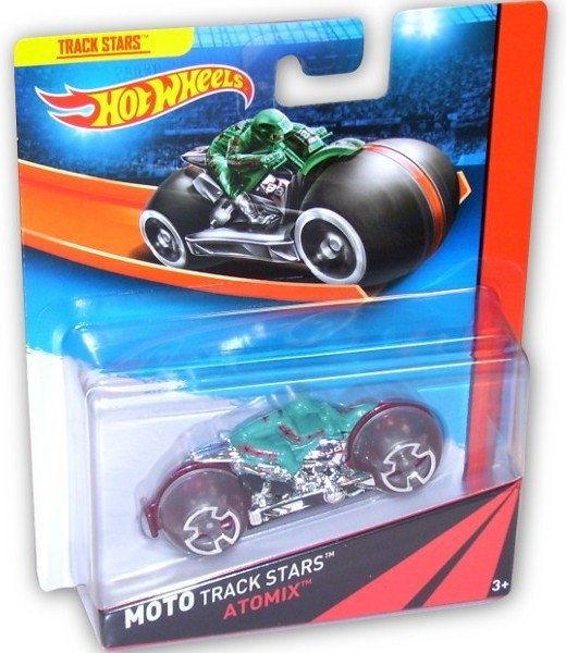 Mattel Hot Wheels Motor Rajdowy BDN36