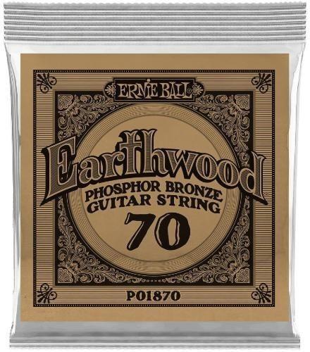 ERNIE BALL EB 1870 struna pojedyncza do gitary akustycznej