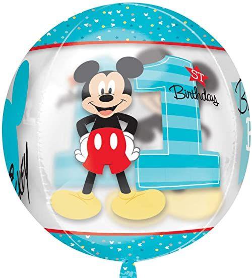 Amscan International 3434601 Disney Mickey & Friends
