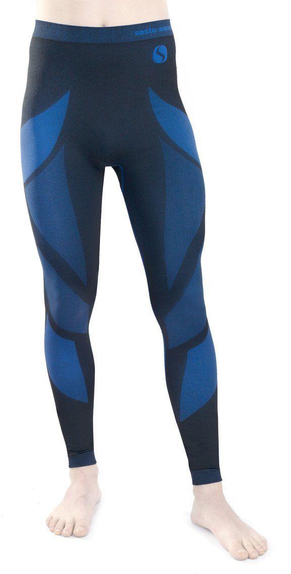 Spodnie TERMICZNE męskie THERMO ACTIVE bielizna bezszwowa