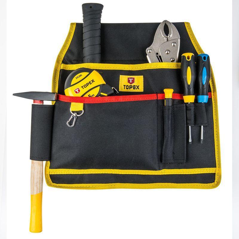 Kieszeń na narzędzia 11 przegród materiał cordura 79R430