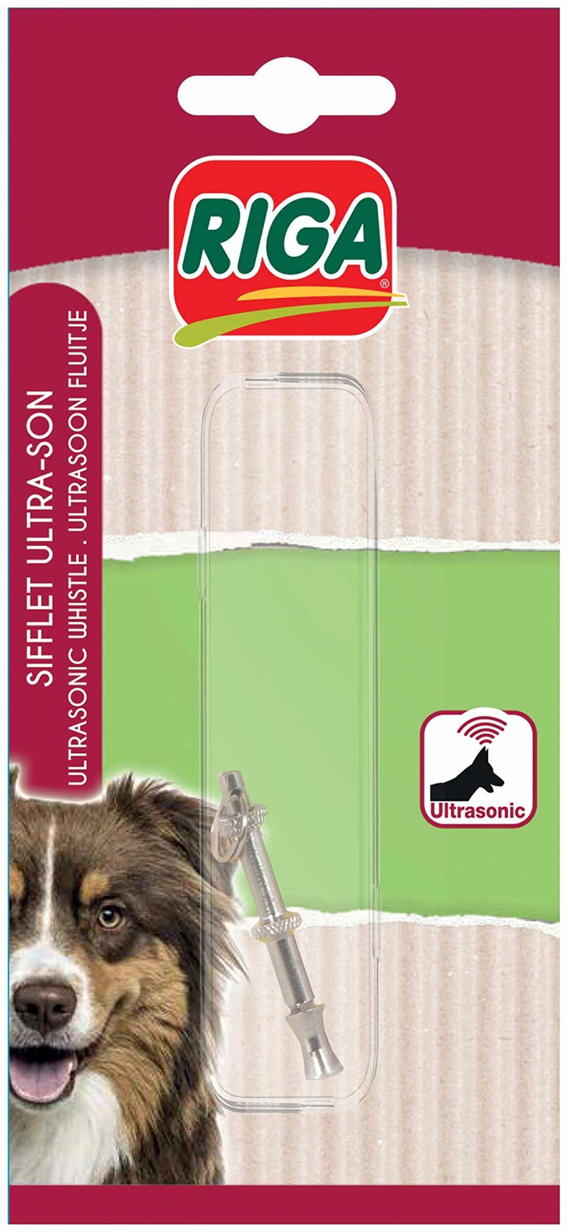 Riga 004095 ultradźwiękowy gwizdek dla psów