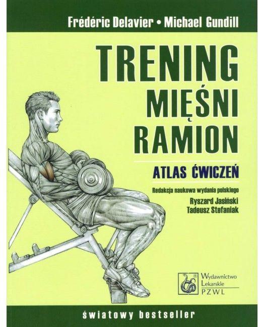 Trening mięśni ramion - atlas ćwiczeń