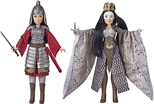 Hasbro - Mulan Feature Doll 2 Pack (Disney)