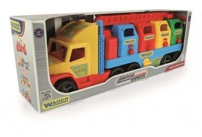 Wader 36530 - Super Truck śmieciarka