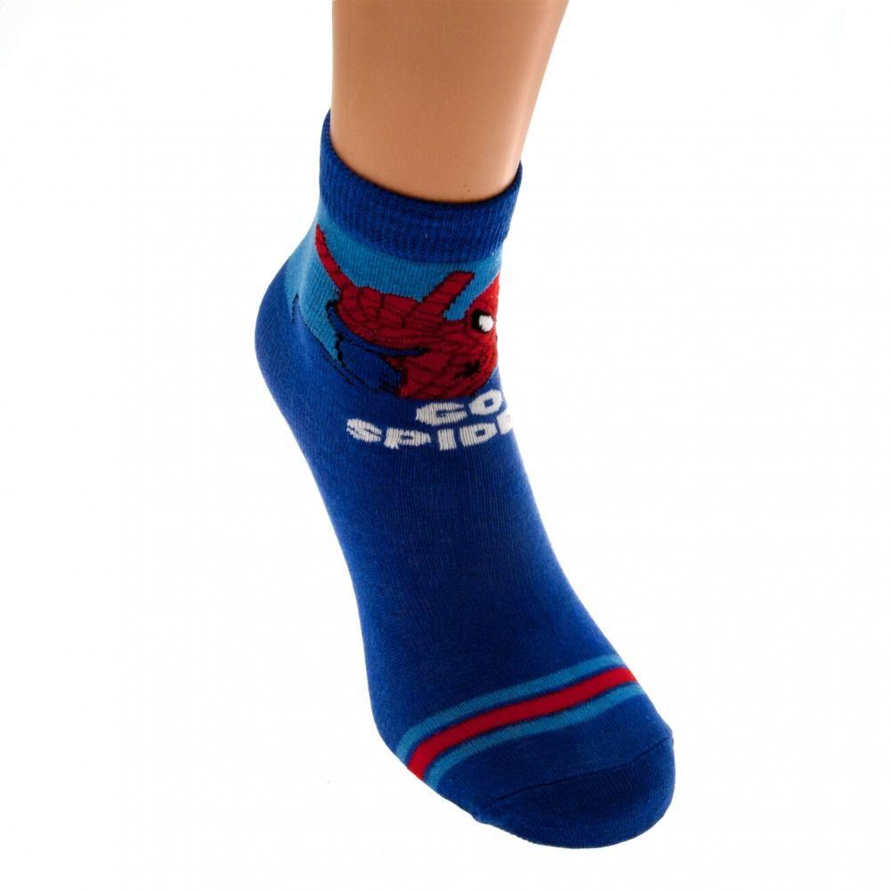 Spider-Man - skarpety juniorskie 36-40