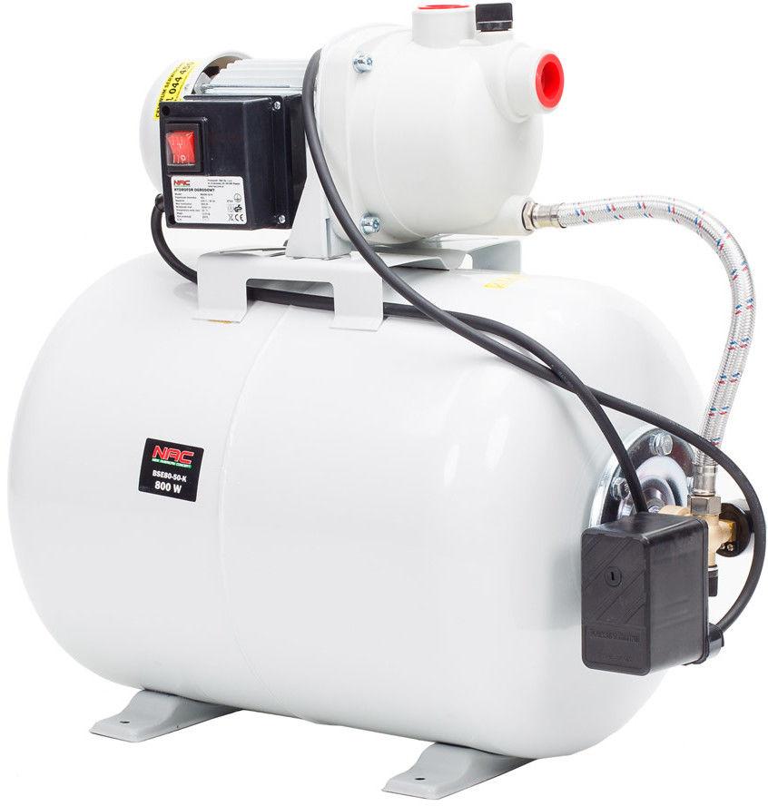 Hydrofor ogrodowy NAC BSE80-50-K