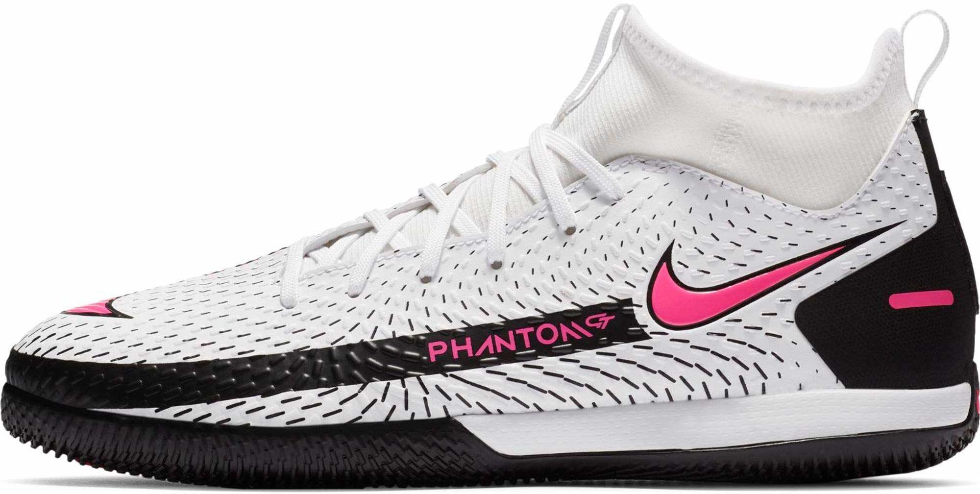 Nike sport good, biały/różowy Blast-Black, 2,5 Y