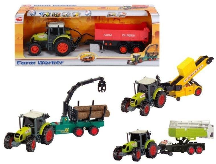 Dickie Traktor z przyczepą 203736001