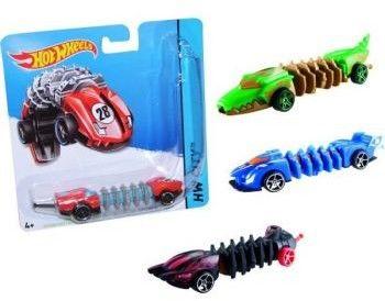 HW Samochodzik Mutant BBY78