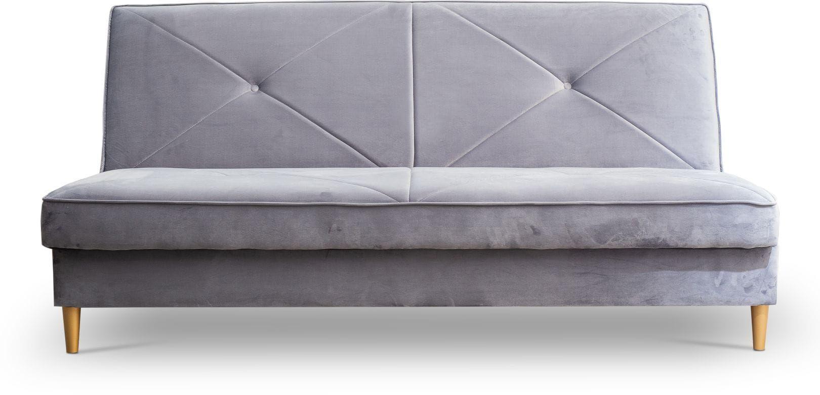 Wersalka sofa rozkładana Rio w stylu skandynawskim