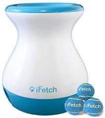 iFetch Frenzy grawitacyjna wyrzutnia piłek