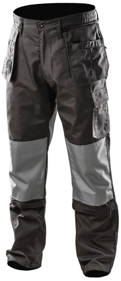 Spodnie robocze r. XXL / 58 2 w 1 z odpinanymi nogawkami NEO 81-228