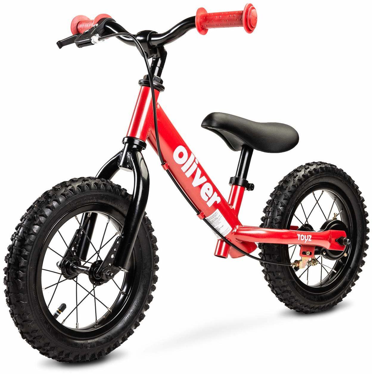 TOYZ TOYZ-0134 koło rowerowe, czerwone