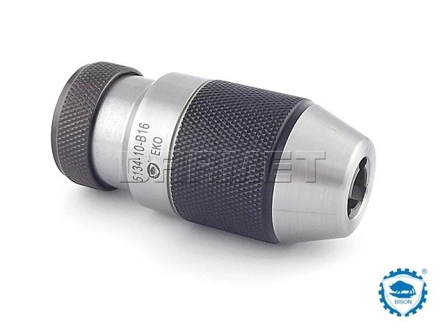 Uchwyt wiertarski samozaciskowy typu EKO: 0 - 10MM - B16 - ZM KOLNO (Typ 5134-EKO)