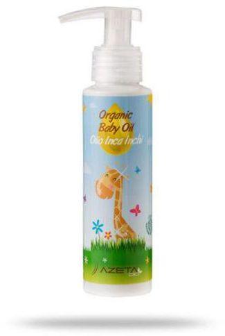 Azeta Bio organiczna oliwka do masażu dla dzieci i niemowląt 100 ml
