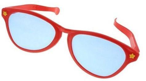 Okulary Jumbo czerwone OKJCZ-YH