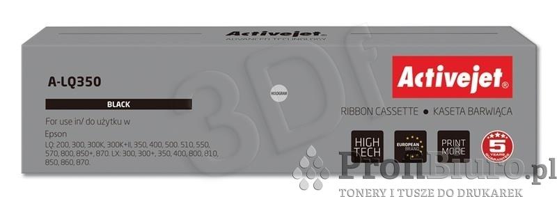 Taśma A-LQ350 Czarna do drukarek igłowych Epson (Zamiennik Epson S015633)
