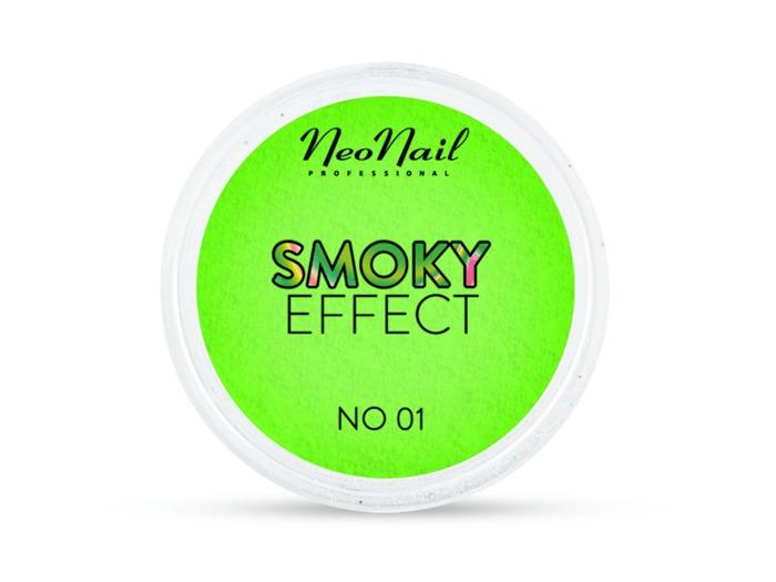 Pyłek Smoky Effect 01 NeoNail