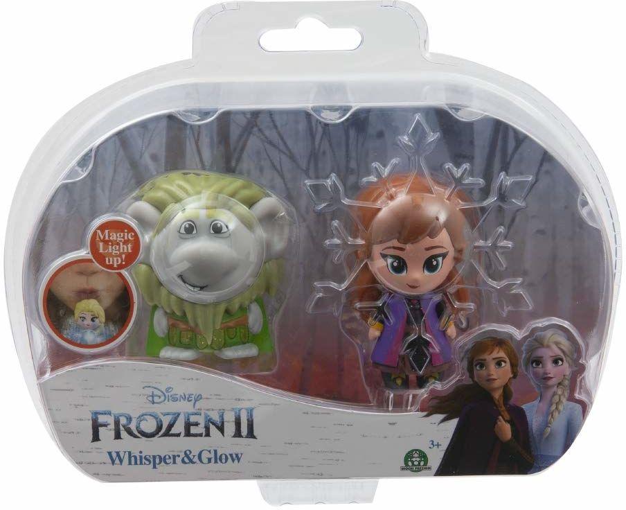 Disney Die Eiskönigin 2 7003741 Whisper and Glow figurka do zabawy, wielokolorowa