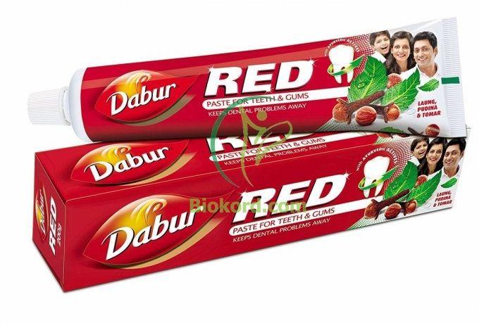 Pasta do Zębów Red, DABUR, 100ml