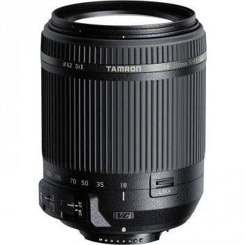 Tamron 18-200mm F3.5-6.3 Di II VC (Nikon)
