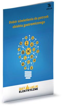 Dobór oświetlenia do potrzeb obiektu gastronomicznego - Ebook.
