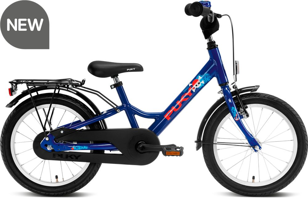 """Rower Puky YOUKE 16"""" 4232 blue"""
