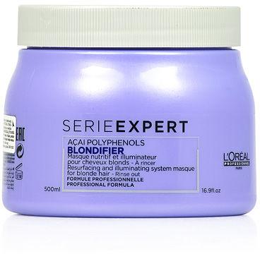 Loreal Blondifier Maska do włosów blond 500 ml