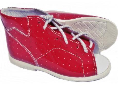 KAPCIE PROFILAKTYCZNE POSTĘP Plus BP-38/MA/1 czerwony lakier