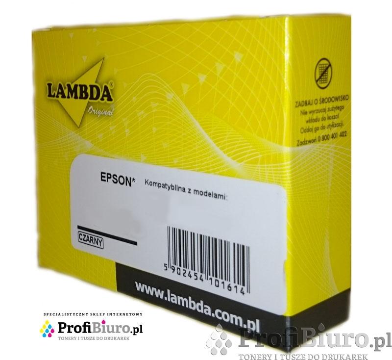 Taśma L-ERC23 Czarna do drukarek igłowych i kas (Zamiennik Epson ERC-23B)