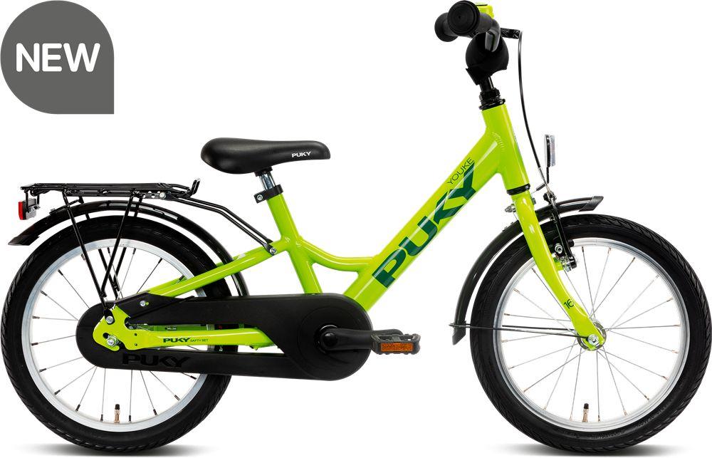 """Rower Puky YOUKE 16"""" 4235 freshgreen"""
