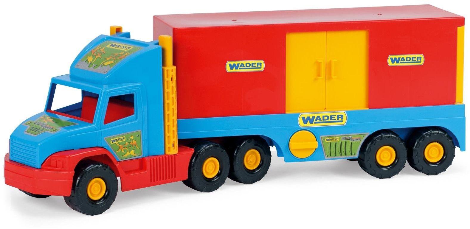 Wader 36510 - Super Truck kontener
