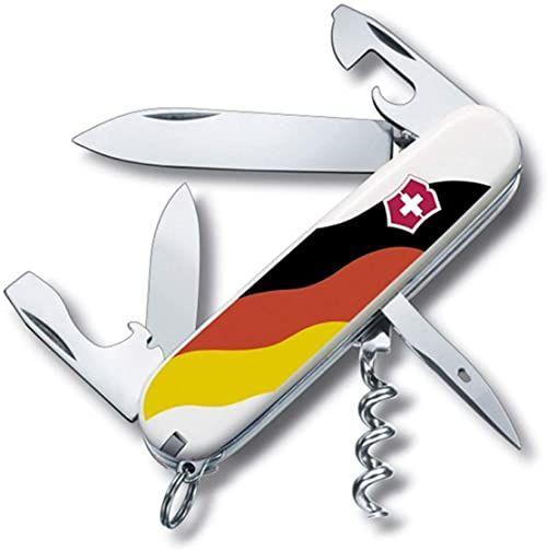 Victorinox Narzędzie kieszonkowe unisex Offm Spartan biały Germany scyzoryk biały, rozmiar uniwersalny