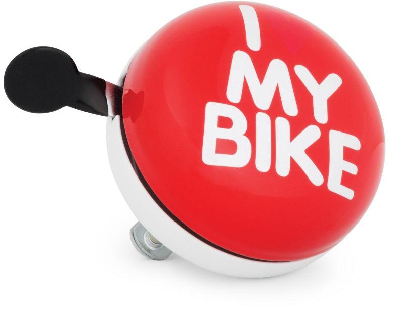 Dzwonek Le Grand XXL Gong 80 I Love My Bike