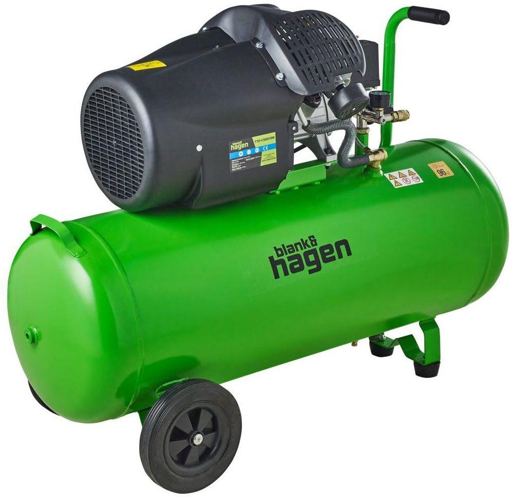 Kompresor olejowy TTD-C100V10B 100 l 10 bar HAGEN