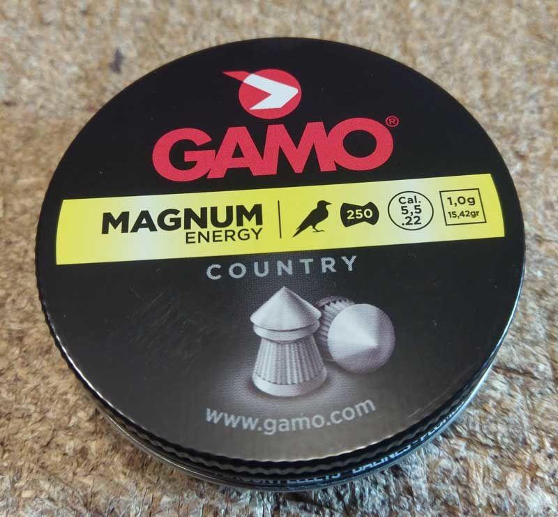 Śrut Gamo Magnum 5,5mm 250szt