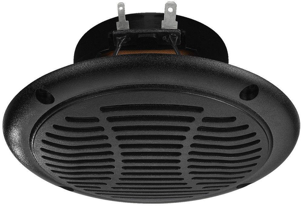 Monacor SPE-110P/SW, głośniki do montażu wpustowego, sufitowy wodoodporny