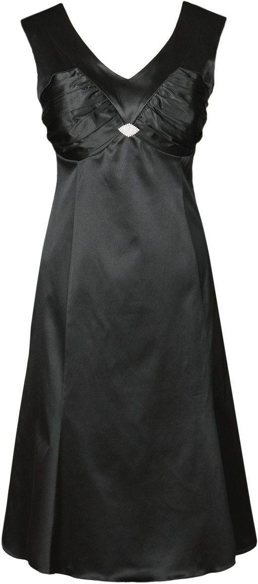 Sukienki Sukienka Suknie FSU659 CZARNY