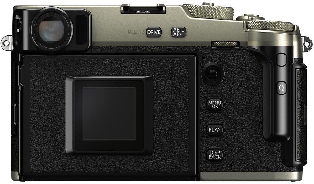 Fujifilm X-Pro3 body Duratect Czarny